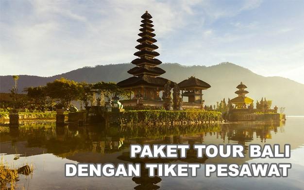 Paket Liburan ke Bali termasuk tiket pesawat 2021