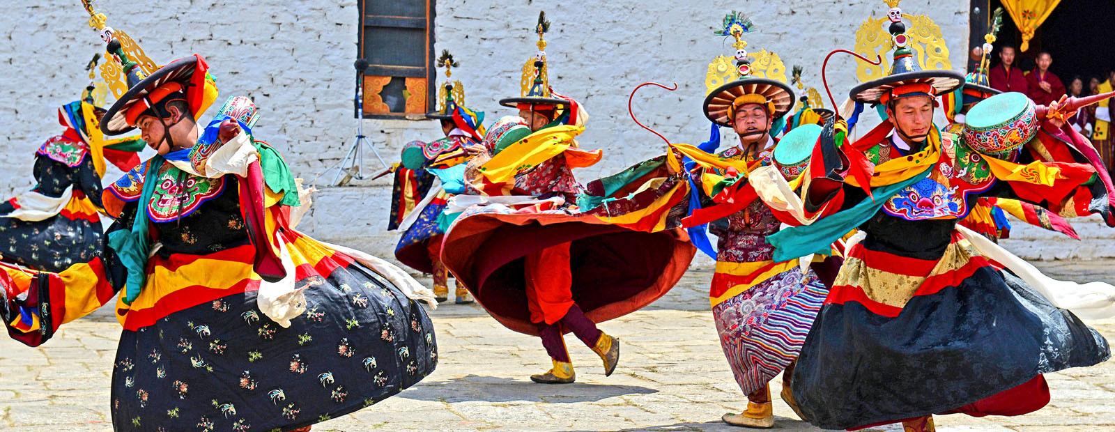 Image result for Festival Tradisional Bhutan